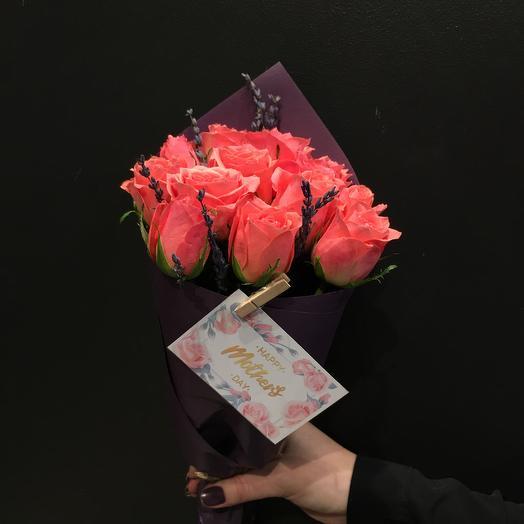 Букет День Матери 3: букеты цветов на заказ Flowwow
