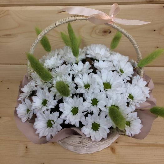 Ромашковая поляна🌼: букеты цветов на заказ Flowwow