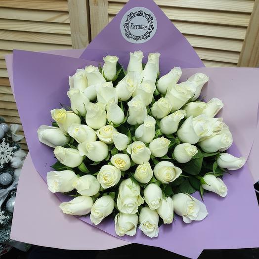 51 rose: flowers to order Flowwow
