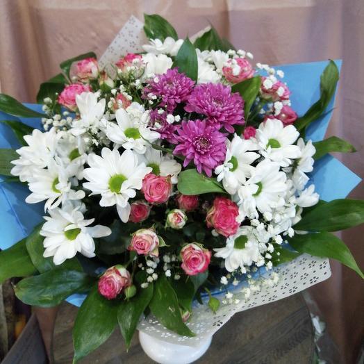 Любовь это: букеты цветов на заказ Flowwow