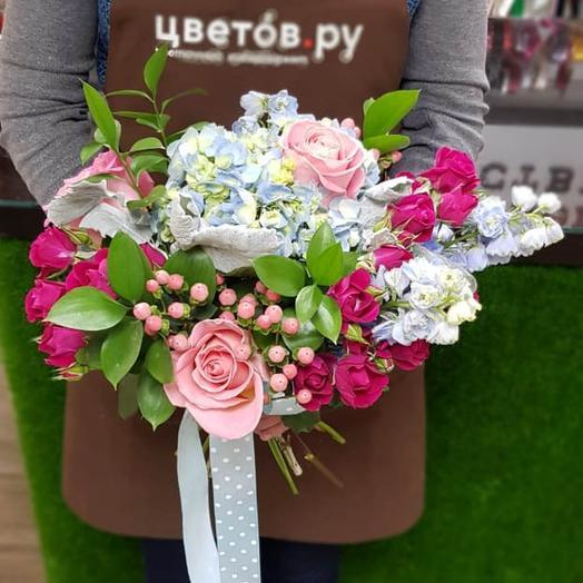 Вечное сияние: букеты цветов на заказ Flowwow