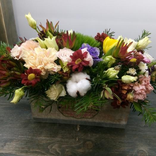 Бриз: букеты цветов на заказ Flowwow