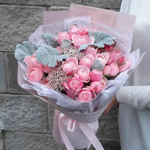 Роберта: букеты цветов на заказ Flowwow