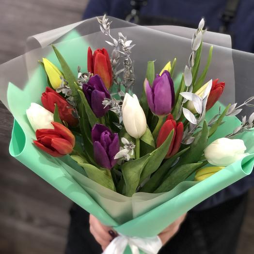 Сильвия: букеты цветов на заказ Flowwow