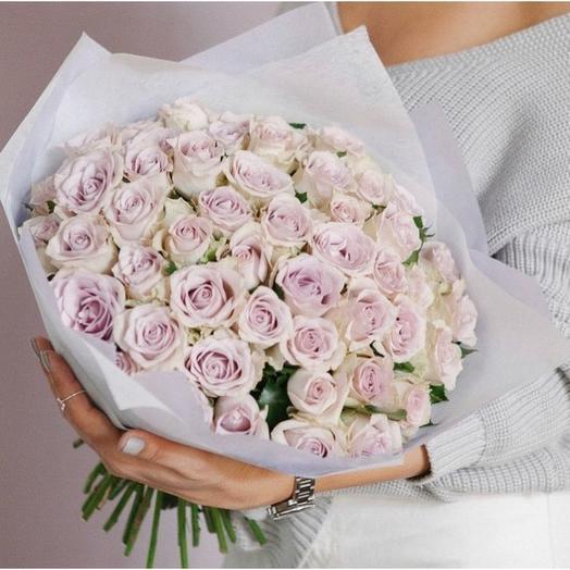 """Букет """"Сиреневый винтаж-5"""": букеты цветов на заказ Flowwow"""