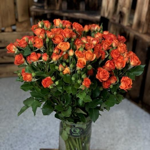 Букет Orange: букеты цветов на заказ Flowwow
