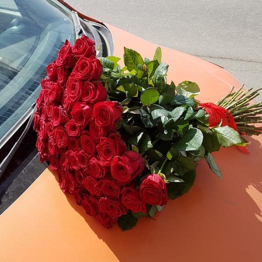 51-Роза: букеты цветов на заказ Flowwow
