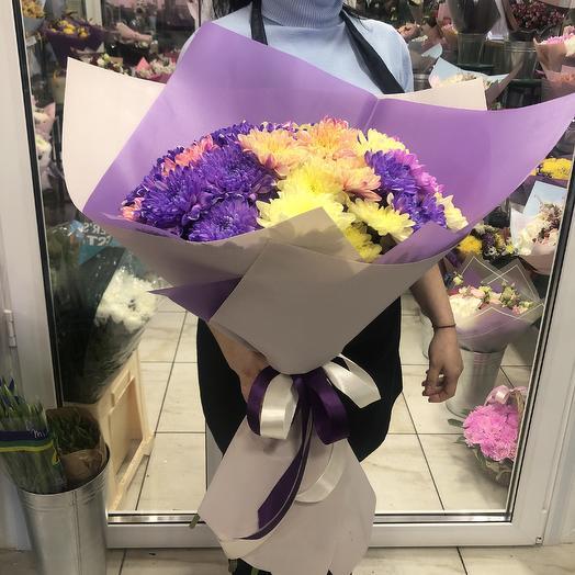 Букет Весна 25: букеты цветов на заказ Flowwow