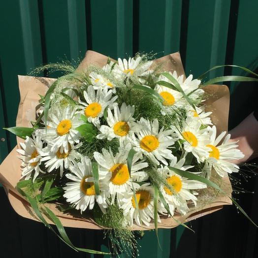 Тёплое лето: букеты цветов на заказ Flowwow