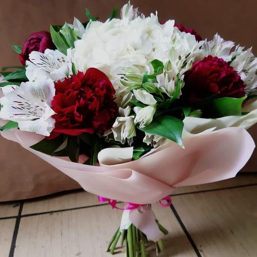 Букет «Искушение»: букеты цветов на заказ Flowwow