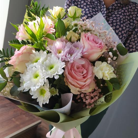 Сейшель: букеты цветов на заказ Flowwow