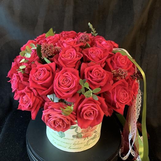 Композиция 8: букеты цветов на заказ Flowwow