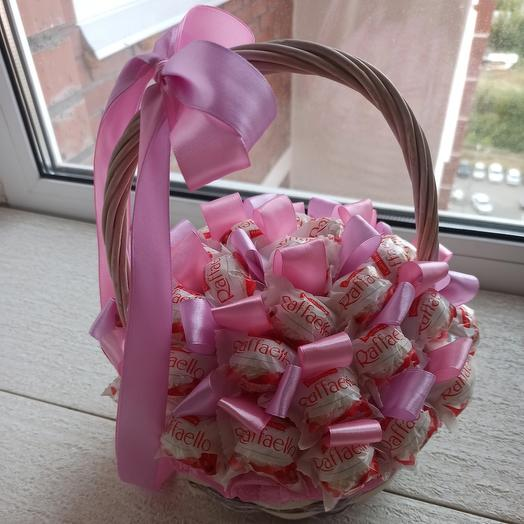 Basket from Raffaello