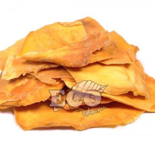 Сухофрукты Манго сушеный, 300 г