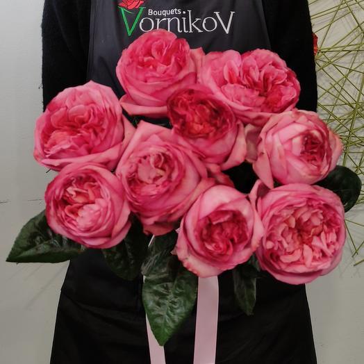 Пионовидные премиум роза
