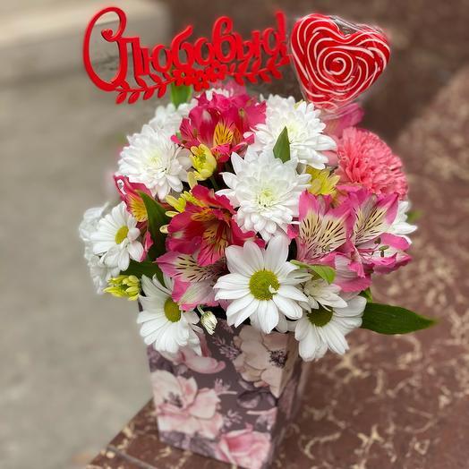 Цветы с Любовью