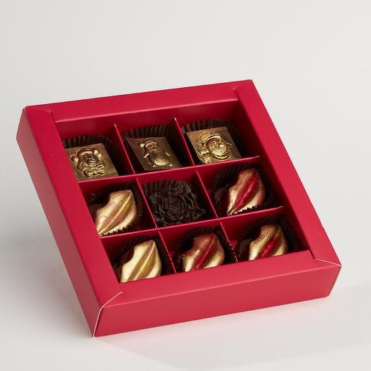 Набор из 9 конфет