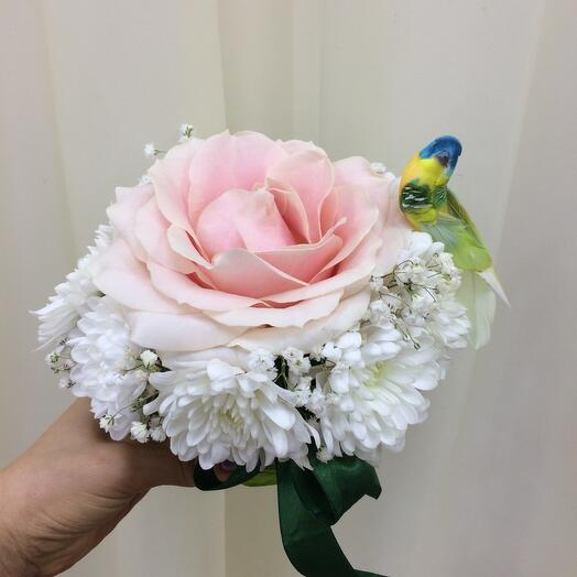 Composition Rose