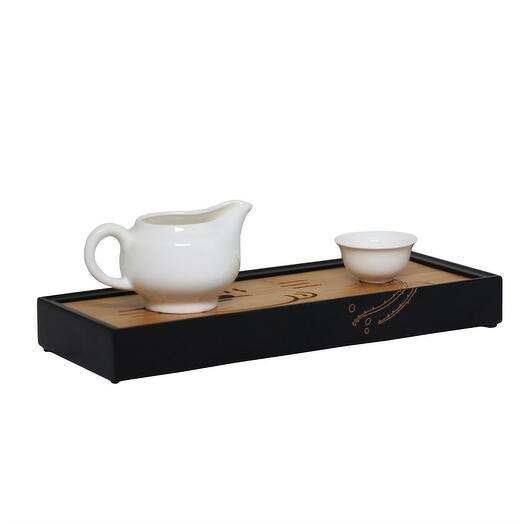 Чабань, бамбук, 29*11,5*3,2 (чайная доска) 1 шт