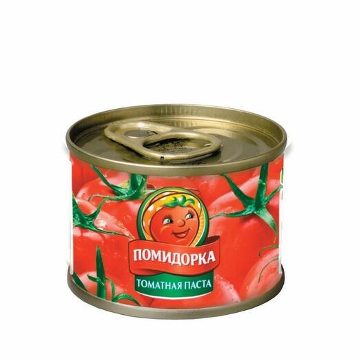 Томатная паста Помидорка 70 гр