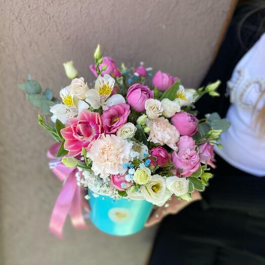 Цветочное кашпо
