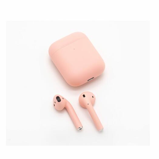 Беспроводные наушники Apple Airpods Color 2 без беспроводной зарядки Matte Vanilla