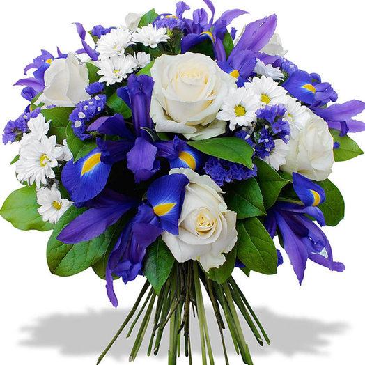 Букет №18: букеты цветов на заказ Flowwow