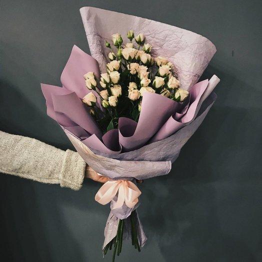 """Букет """" Фиолетовый закат"""": букеты цветов на заказ Flowwow"""