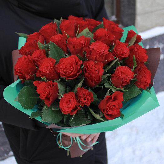 Идеальное признание: букеты цветов на заказ Flowwow