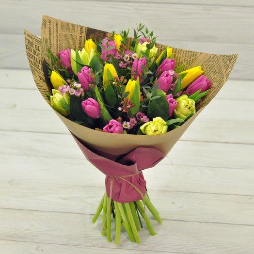 Букет Ипанема: букеты цветов на заказ Flowwow