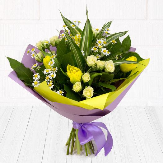 Красивый: букеты цветов на заказ Flowwow