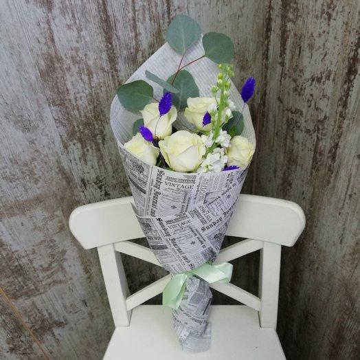 Магия весны: букеты цветов на заказ Flowwow