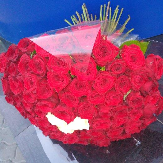 ИСКРЕННИЙ ЧУВСТВА: букеты цветов на заказ Flowwow