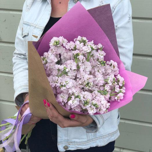 Матиола: букеты цветов на заказ Flowwow