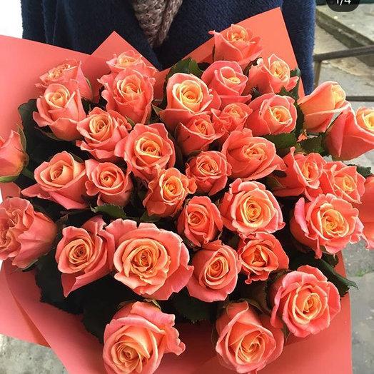 Мисс Пигги: букеты цветов на заказ Flowwow