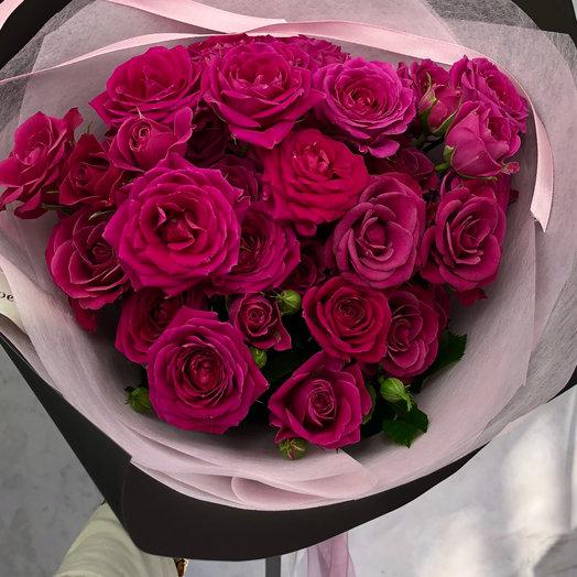 Мона ми литл: букеты цветов на заказ Flowwow
