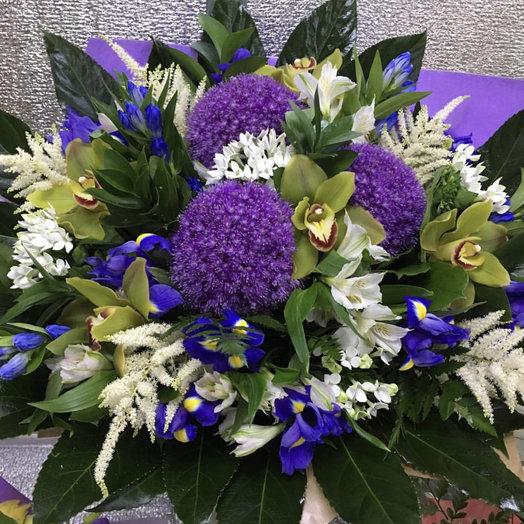 Цветущий луг : букеты цветов на заказ Flowwow