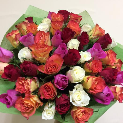 Кенийская красотка: букеты цветов на заказ Flowwow
