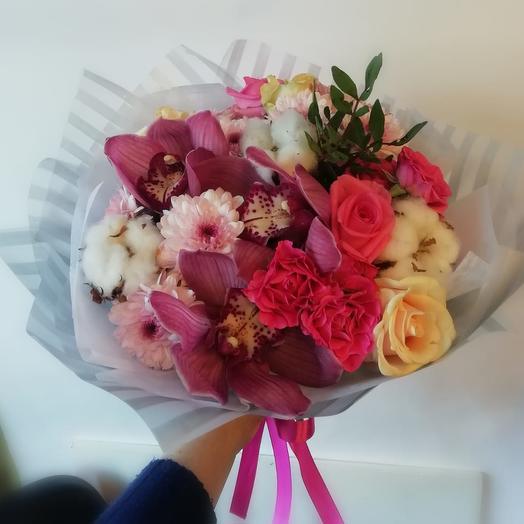 Тайна: букеты цветов на заказ Flowwow