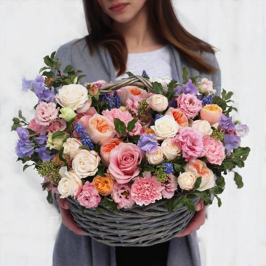 Бокс 09: букеты цветов на заказ Flowwow