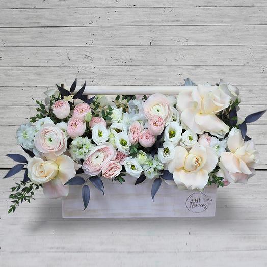 Бокс 04: букеты цветов на заказ Flowwow