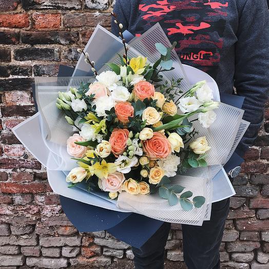 Венеция: букеты цветов на заказ Flowwow