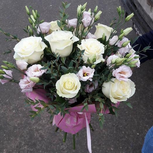 Светлый: букеты цветов на заказ Flowwow