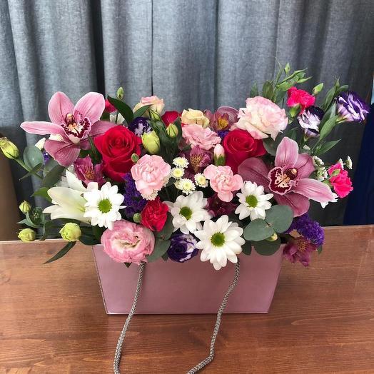 Письмо: букеты цветов на заказ Flowwow