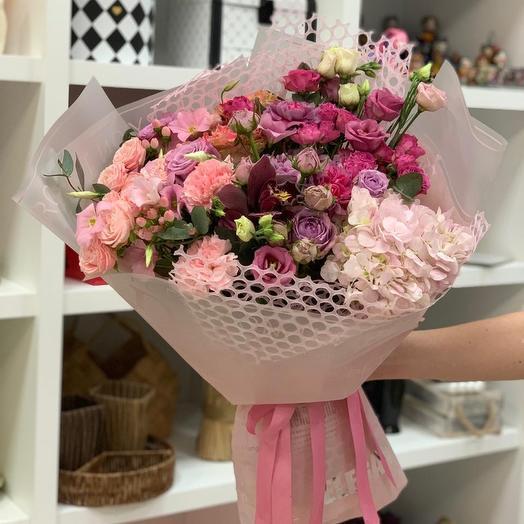 VivaViolet: букеты цветов на заказ Flowwow