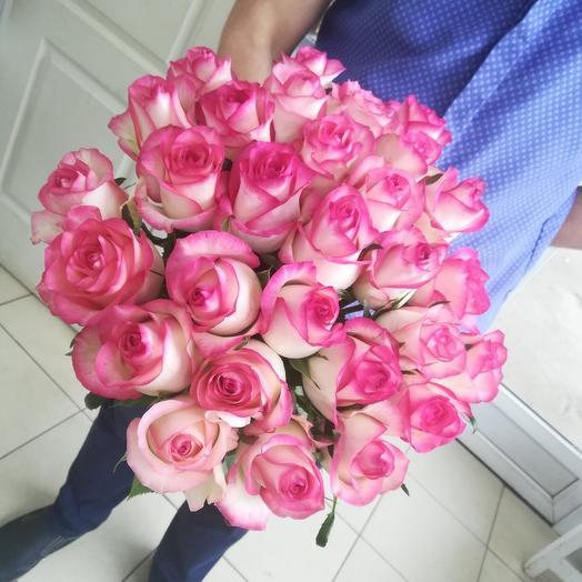 29 роз: букеты цветов на заказ Flowwow