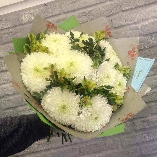 Помпон: букеты цветов на заказ Flowwow