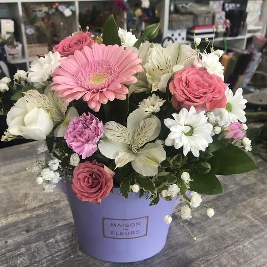 Комплимент -2: букеты цветов на заказ Flowwow