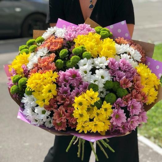 Акция Дня: букеты цветов на заказ Flowwow
