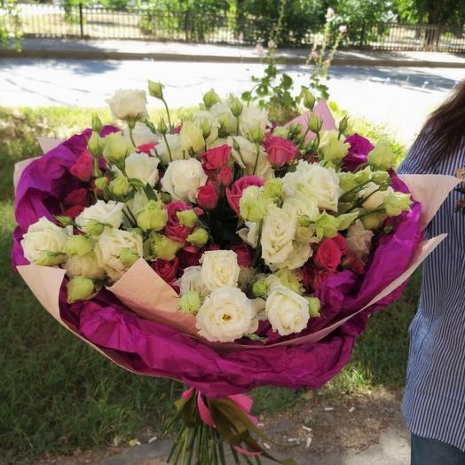 Остров счастья: букеты цветов на заказ Flowwow